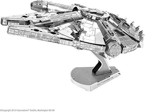 Metal Earth ICX200B 502958' Star Wars Millenium Falcon Konstruktionsspielzeug