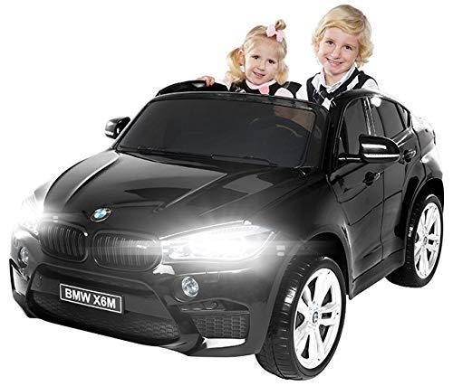 Actionbikes Motors Kinder Elektroauto BMW X6M XXL JY2168 - Lizenziert - 240 Watt Motor - 2,4 Ghz...