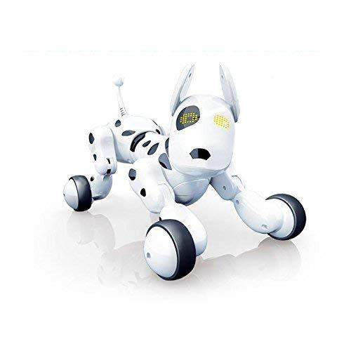 RCTecnic Roboterhund für Kinder Buddy Pet Roboter Ferngesteuert Hund Interaktiv, Singt, Tanzen und...