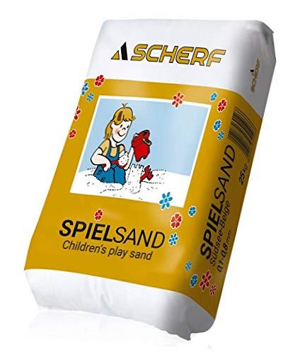 25 Kg Südsee Beige Spielsand 0.1-0.8 mm
