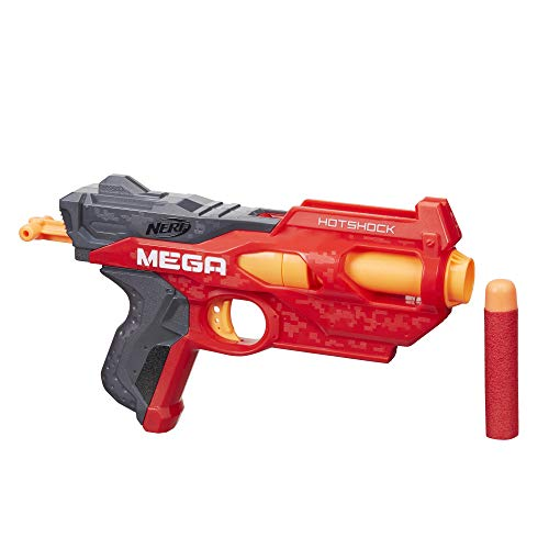 Hasbro B4969 - Nerf N-Strike Mega Hotshock, Spielzeugblaster