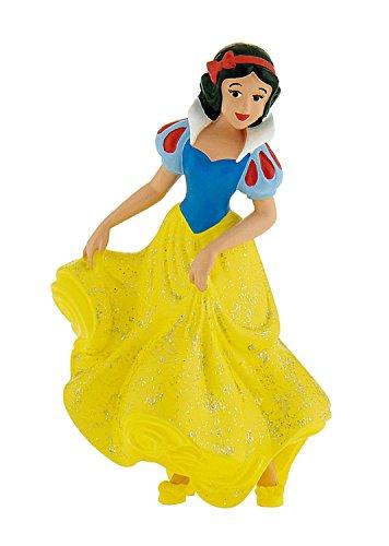 Bullyland 12402 - Spielfigur, Walt Disney Schneewittchen, ca. 9,2 cm groß, liebevoll handbemalte Figur,...
