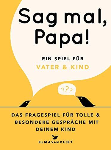 Sag mal, Papa! - Das Fragespiel für Vater und Kind
