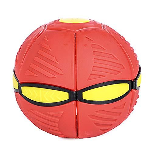 ZoneYan Saucer Ball, UFO Flying Ball, Fliegende UFO, UFO Ball Mit Lichtern, Vent Ball, Kinder Magic Ball...