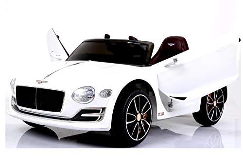 Bentley Continental Cabrio - Elektro Kinderauto Elektroauto Kinderfahrzeug E-Auto - Ledersitz / 2x 390...
