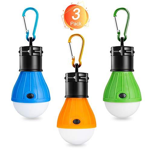 Solar Laterne Led-Licht 16 Zelt Lampe Taschenlampe Aufblasbar Packlite