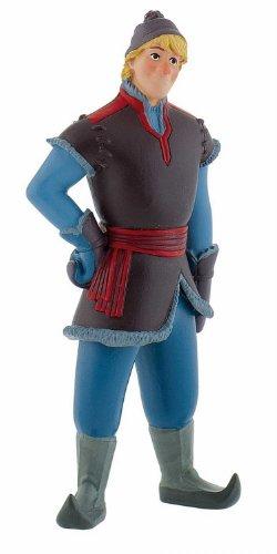 Bullyland 12962 - Spielfigur, Walt Disney Die Eiskönigin - Kristoff, ca. 10,5 cm groß, liebevoll...