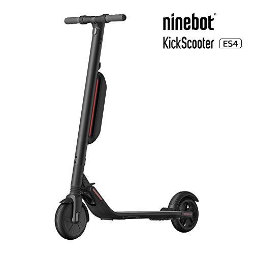 Segway-Ninebot ES4 E-Scooter Elektroroller; Klassenbeste Performance - 30 km/h Höchstgeschwindigkeit und...