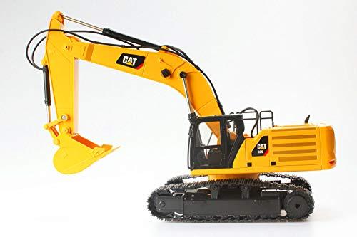 Diecast Masters 25001 - Ferngesteuerter Caterpillar RC Kettenbagger 336 Next Gen, detailgetreues,...