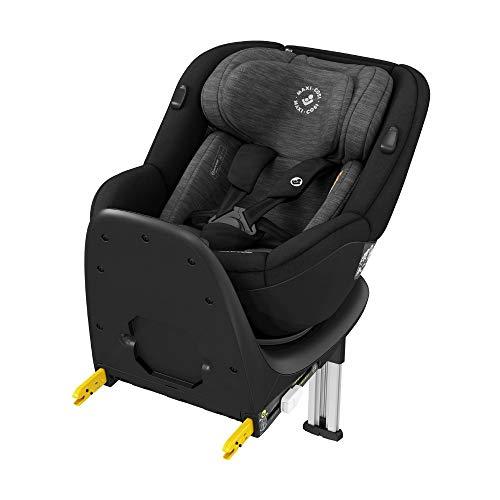 Maxi-Cosi Mica, 360° drehbarer i-Size Kindersitz inkl. ISOFIX Basis, Gruppe 0+/1 Autositz (bis ca. 105...