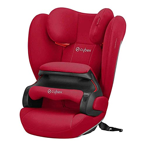 CYBEX Silver Kinder-Autositz Pallas B-Fix, Für Autos mit und ohne ISOFIX, Gruppe 1/2/3 (9-36 kg), Ab ca....