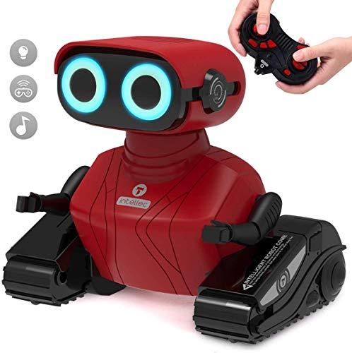 GILOBABY RC Roboter Spielzeug , Elektrisches Ferngesteuertes Autos Spielzeug , Fahrzeuge des Lernens und...