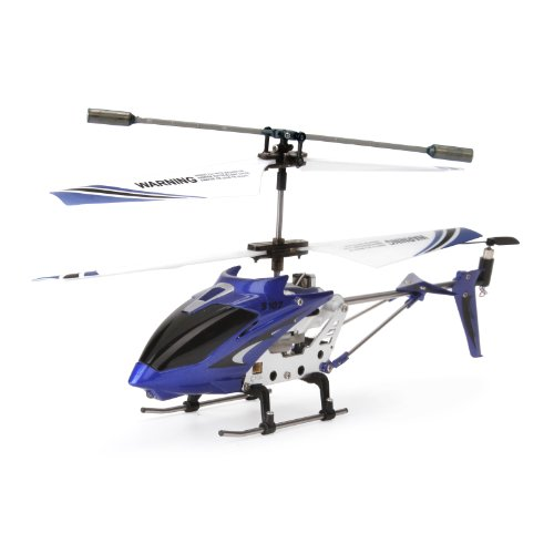 SYMA S107G 3.5Kanal RC Helikopter mit Gyro (blau)