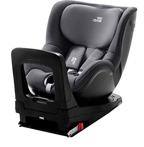 BRITAX RÖMER Kindersitz DUALFIX Z-LINE, 360° drehbar für Kinder von 61 - 105 cm (i-Size), 3 Monate bis...