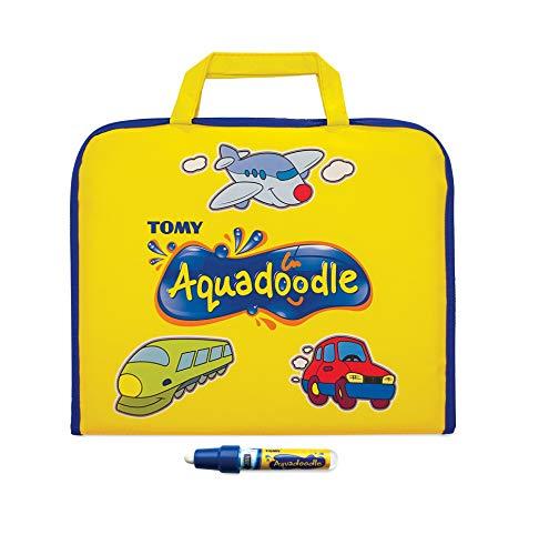 AquaDoodle, Zeichenblock, zum Kritzeln auf Wasserbasis, offizielles Tomy-Zeichenbrett zum Malen &...