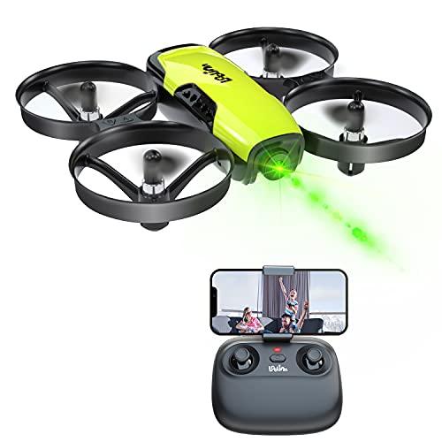 Loolinn | Drohne mit Kamera als Geschenk für Kinder - Mini Drohne Ferngesteuert, First Person View...