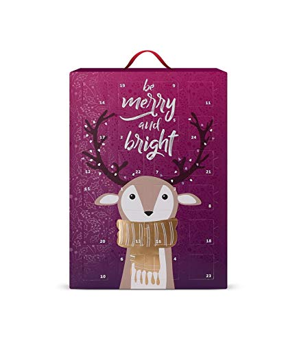 SIX Schmuck-Adventskalender für Frauen Be Merry and Bright mit 24 schicken Überraschungen zum...