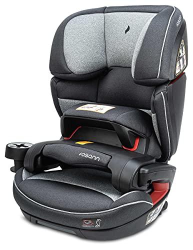Osann Kinderautositz Jazzi PS mit Isofix und Fangkörpersystem Gruppe 1/2/3 (9-36 kg) Kindersitz -...