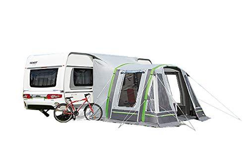 dwt Vorzelt Wohnwagen aufblasbar Garda Air 340x300 grau Outdoor Camping Wohnwagenvorzelt 10 cm...