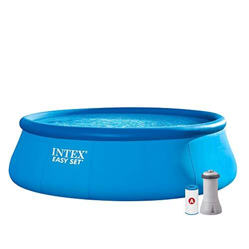Intex Easy Set Pools K.-F.S.A.B. Aufstellpool mit Filter 457cm x 122cm | 128168NP