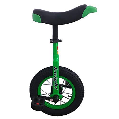 HWF Einrad Kinder 12' Einrad, Perfekt Anlasser Anfänger Einrad, für 5 Jahre Kleinere...