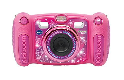 VtechKidizoom Duo 5.0Digitale Kamera für Kinder, 5MP, Farbdisplay, 2Objektive, Pink Englische...