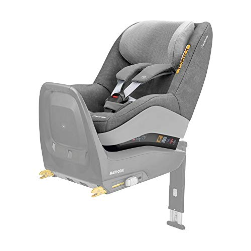 Maxi Cosi Pearl One i-Size Reboarder Autositz, passend zur FamilyFix One i-Size Basisstation, Gruppe 1...