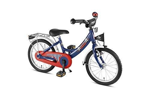 Puky 16 inch Kids bike ZL 16 alu Capitan Sharky 2016 childrens bike by Puky