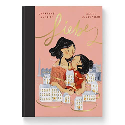 Liebe: Angst überwinden & ungewohnte Situationen meistern. Poetisches Bilderbuch über Familie &...