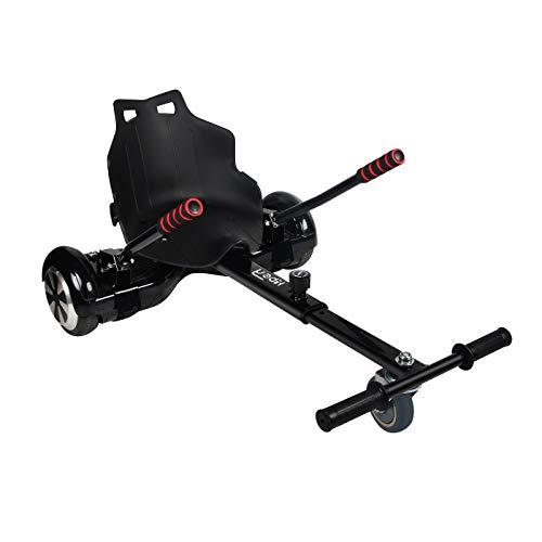 Hiboy HC-01 Hoverboard Sitz - Kart Erweiterung für 6, 5, 8 10 Zoll Hoverboards mit Sitz, verbessertes...