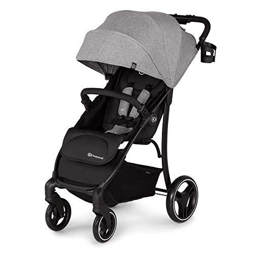 Kinderkraft Kinderwagen TRIG, Kinderbuggy, Liegewagen, Sportwagen, Buggy, Zusammenklappen, Breite und...