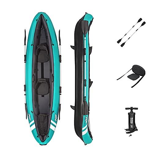 Hydro-Force™ Unisex Jugend 10'10' x 34'/3.30m x 86cm Ventura X2 Kayak Aufblasbare Kajaks, türkis