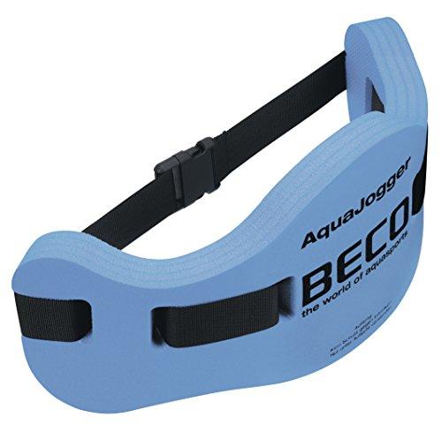 Beco Herren Jogging-Gürtel-9617 Jogging-Gürtel, blau, Universalgröße-bis 100 kg Körpergewicht