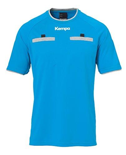 Kempa Kinder Schiedsrichter Trikot-200310102 Trikot, kempablau, 164
