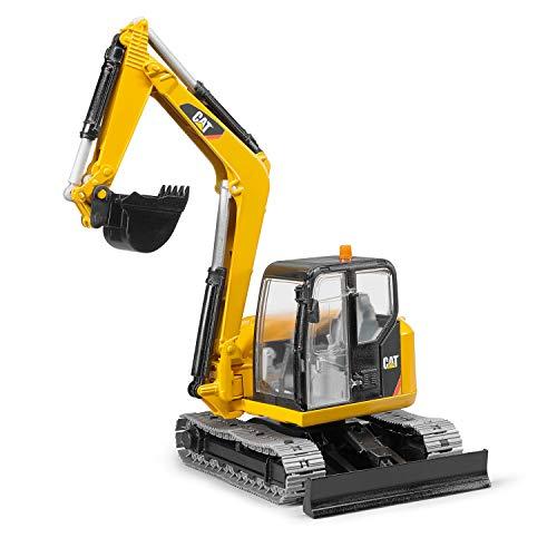 Bruder 02456 TOYS Spielzeug, gelb