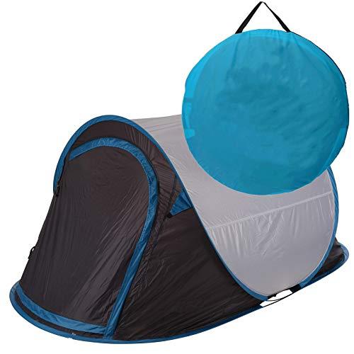 Zelt Pop Up Wurfzelt 2 Personen von JEMIDI Festival Zelte Trekkingzelt Campingzelt Automatik Sekundenzelt...