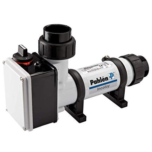well2wellness® Pahlen Elektroheizer 18kW aus Kunststoff mit Heizstab aus Incoloy Nickel Chrom Legierung