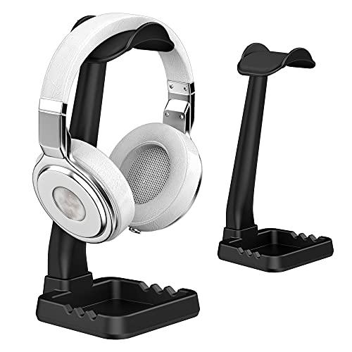 Universal Kopfhörerständer Aufhänger mit Handyhalter für Sony Bose Shure Jabra JBL AKG TATEGUARD...