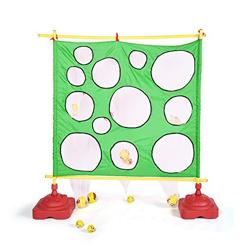 WYXR Cornhole Spiel Set, Sandsack-Wurfspiel,Werfen Spiel Kinder Sport Sandsäcke Kinder Corn Board...