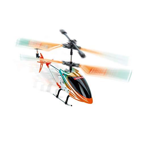 Carrera RC Air 2,4GHz Orange Sply 2 I ferngesteuerter Elektro-Helikopter ab 8 Jahren I mit Fernbedienung,...