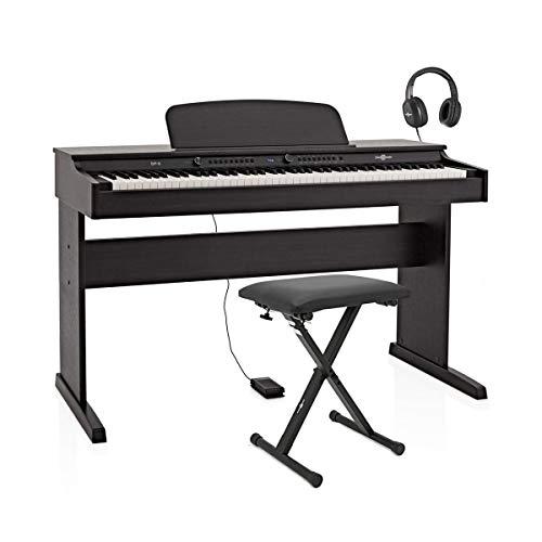 Gear4music: DP-6 Digitalpiano mit 88 Tasten