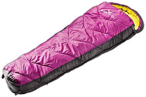 Black Crevice Kinder-Schlafsack Peak I Outdoor-Schlafsack I Schlafsäcke I Camping-Schlafsack inkl....