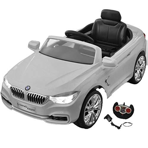 vidaXL Kinderauto Fernbedienung Elektroauto Kinderfahrzeug Elektro Kinder Auto
