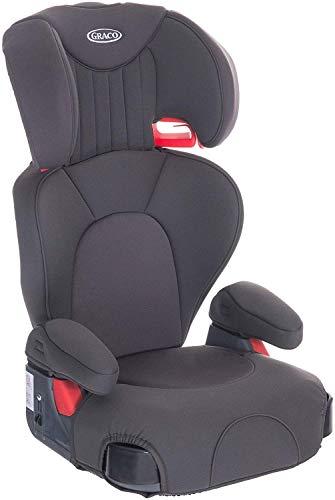 Graco Logico L, Kindersitz 15-36 kg, Auto Kindersitz Gruppe 2/3, ab 4 bis 12 Jahre, höhenverstellbare...