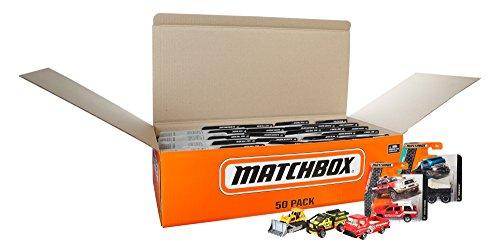 Mattel Matchbox - 50-er Geschenk-Set, sortiert ab 3 Jahren