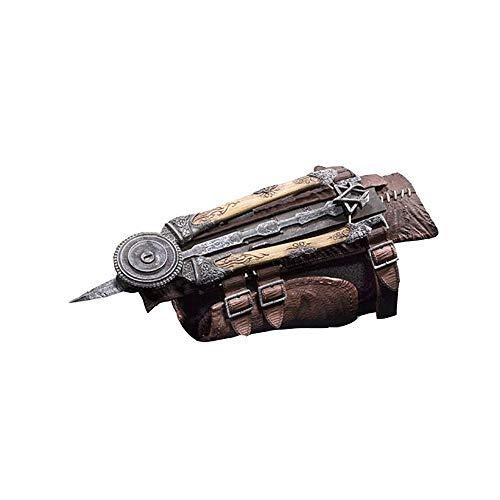 Assassin's Creed Versteckte Klingen Rollenspielwaffen Requisiten Versteckte Klinge 1: 1 Schwertklinge...
