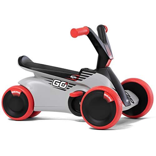Berg 24.50.03.00 GO² 2in1 Rutschauto | Rutscher und Laufrad, Kinderrutscher, Kinderauto mit Ausklappbare...