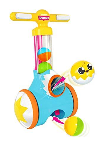 TOMY Lernspiel für Kinder 'Pic'nPop', Hochwertiges Kleinkindspielzeug, Für Draußen und Drinnen mit...