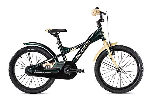 S'Cool XXlite Alloy 18R 1S Kinder Mountain Bike