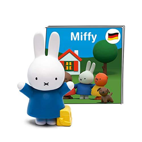 tonies Hörfigur für Toniebox, Miffy, Hörspiel mit 10 kleinen und großen Abenteuern, für Kinder ab 3...